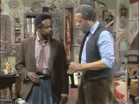 The Drunk Uncle Quot Sanford And Son Quot Quot Grady Amp Woody Quot Do