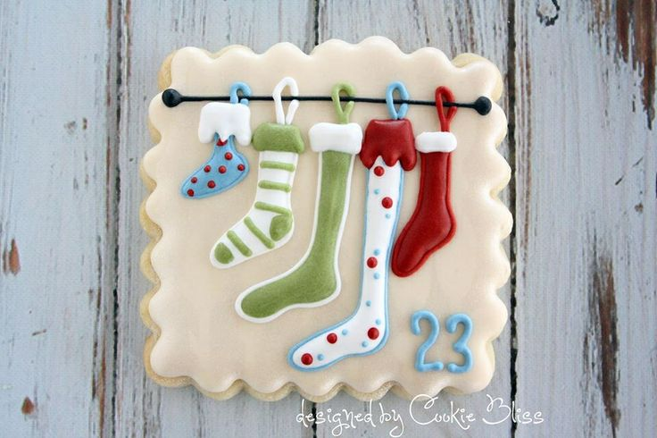 December 23rd. Cookie Bliss