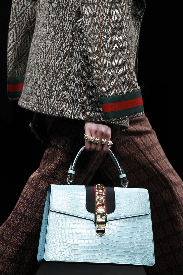 A detailed look at Gucci Fall 2016