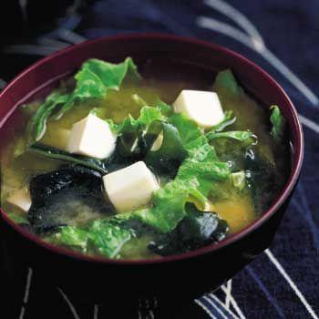 Wakamejiru to tofu, ricette giapponesi <3