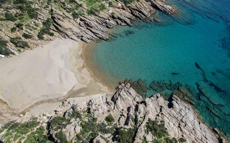 Diamoudia beach Ios, Greece