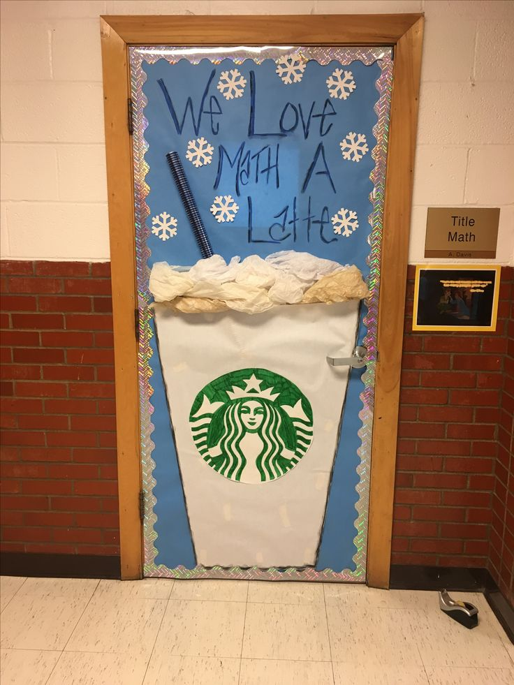 Classroom Warm Up Ideas ~ Best math door decorations ideas on pinterest