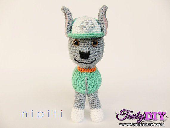 12 best Crochet - Pat Patrouille images on Pinterest | Häkeln ...