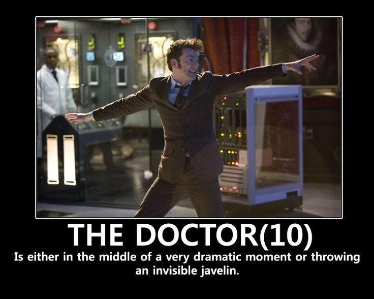 Doctor Who Funny Motivational Posters | Not-Kuroshitsuji-related Demotivational Posters - Page 3