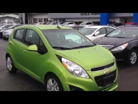 2014 Chevrolet Spark FWD Auto for sale at Eagle Ridge GM in Coquitlam, BC!  http://eagleridgegm.com http://facebook.com/eagleridgegm http://twitter.com/eagleridgegm
