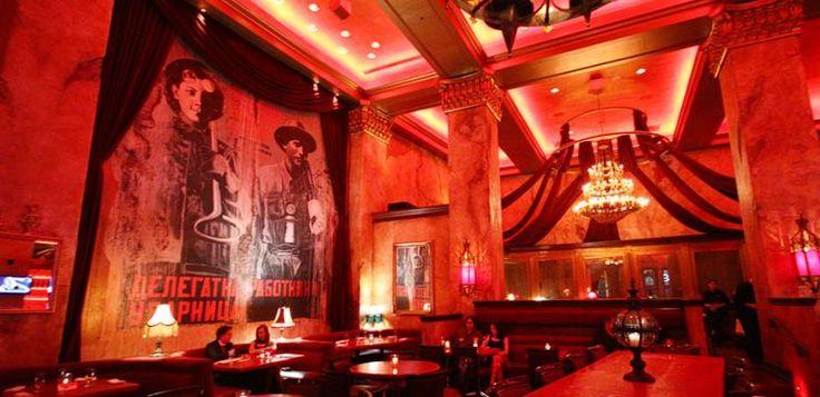 Red Square | Las Vegas Restaurant | Las Vegas Hotel Deals