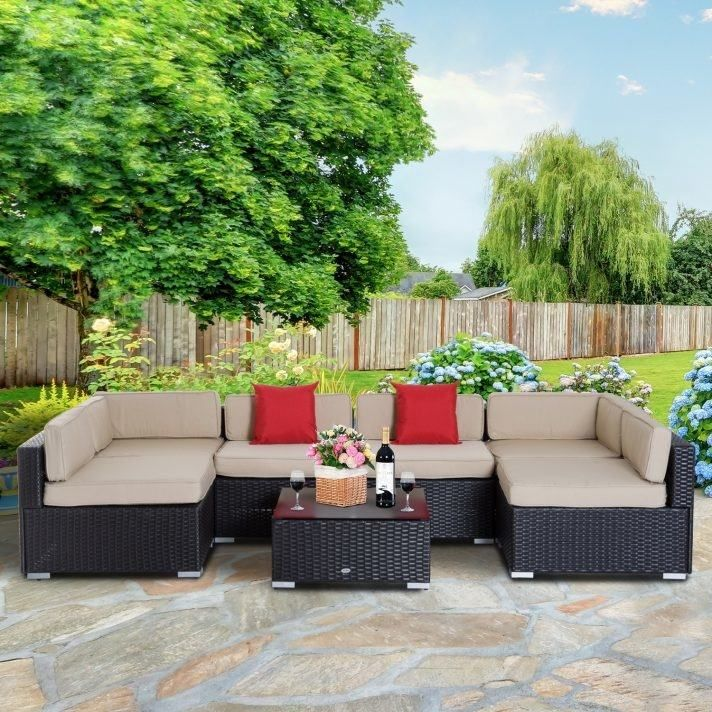 Hampton Bay Sectional Patio Furniture Sectional Patio Furniture