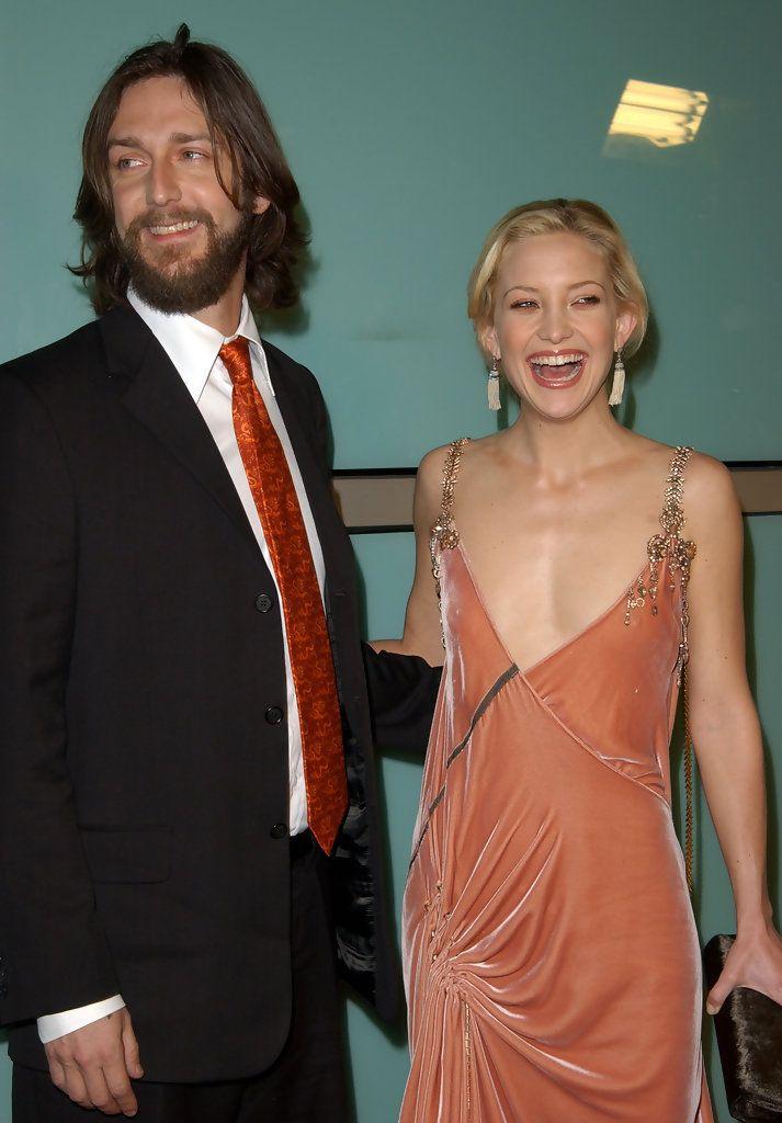 Kate Hudson + Chris Robinson