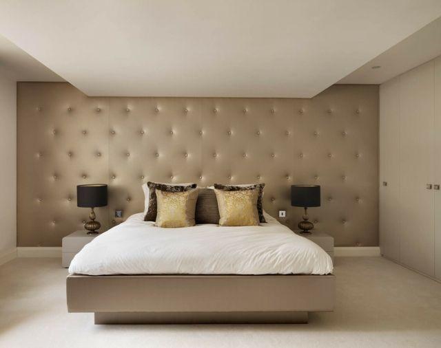 les 25 meilleures id es de la cat gorie capitonnage en exclusivit sur pinterest retapisser un. Black Bedroom Furniture Sets. Home Design Ideas