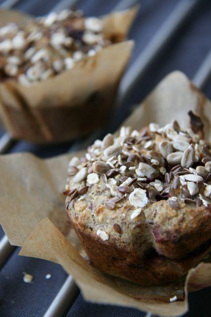 Zabpelyhes gluténmentes muffin édesítőszerrel.