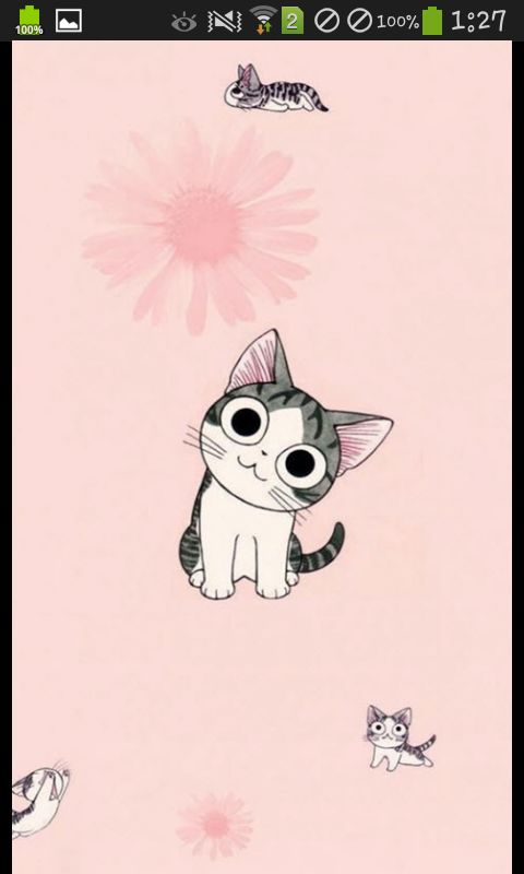 The Cartoon Cat Wallpaper - Android Apps on Google Play