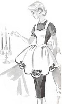 32 Household Tips – A Collection Of Timeless Wisdom  Picture of 1950s Woman Here's a collection of household tips found in vintage magazines and articles from the 1950s and 1960s.