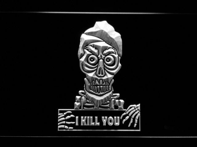 Achmed The Dead Terrorist Jeff Dunham LED Neon Sign