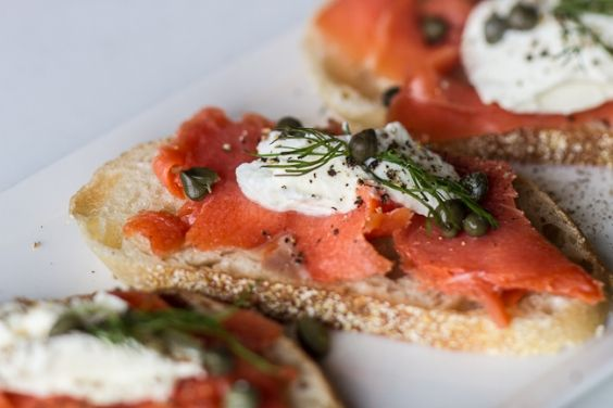 17 best ideas about salmon canapes on pinterest smoked for History of canape