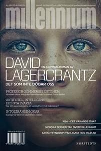 Eva Swedenmarks Värld: Till slut måste jag ändå läsa Det som inte dödar a...