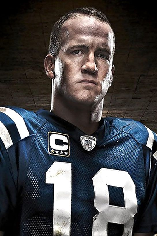 Hard to believe my favorite NFL player of all time has probably played his last game for the Indianapolis Colts.