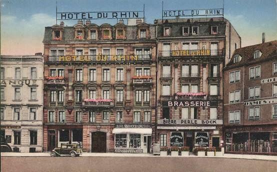 HOTEL PLACE DE LA GARE STRASBOURG