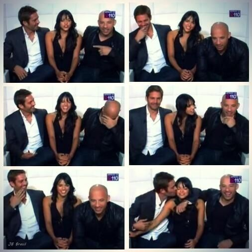 That is so amazing memories of PW, MR & Vin Diesel.