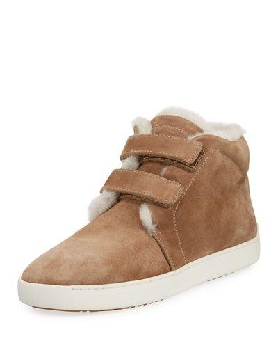RAG & BONE Kent Desert Suede Sneaker, Camel. #ragbone #shoes #