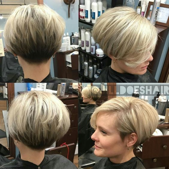 Wedge Hairstyles 515 Best Wedge Hairstyles Long Images On Pinterest  Hair Cut Short