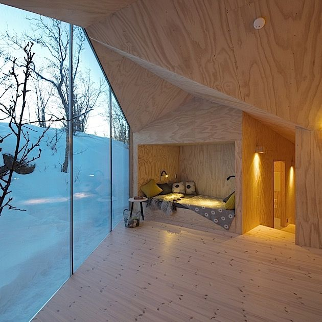 Architektur: Ein Holzhaus in Norwegen | KlonBlog