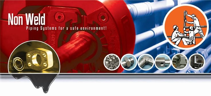 Chase Resource Management is the authorized distributor of non weld piping systems in Singapore. Non-weld piping systems can be used in many industries like Chemical, Automotive, Cement, Mining, etc.