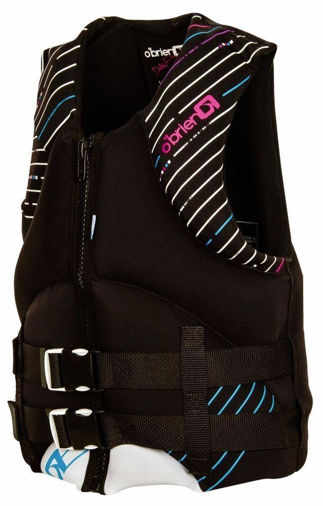 Womens neoprene life jackets