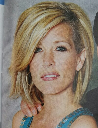 Laura Wright and her amazing hair!