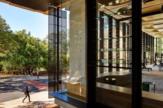 Global Change Institute, Hassell, university of queensland, brisbane, net zero energy, carbon neutral, eco laboratory, eco research center