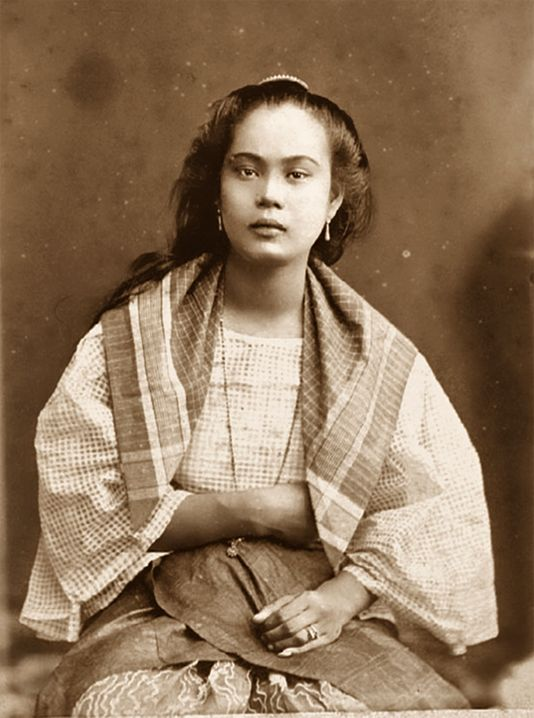 Filipina Pics - Page 9  Philippine History  Vintage -4796