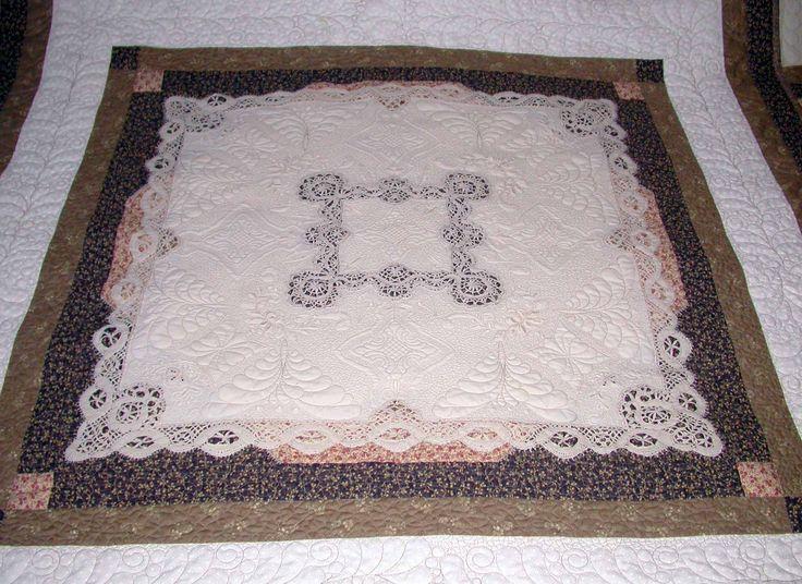 lace quilts
