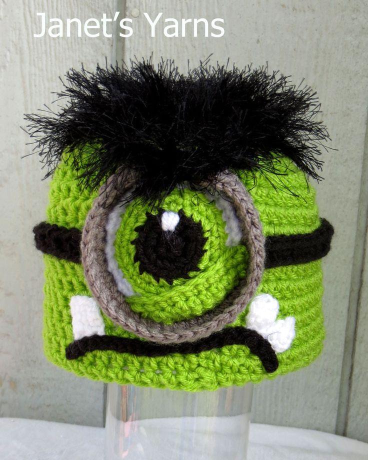 My Incredible Hulk Minion hat 617 best