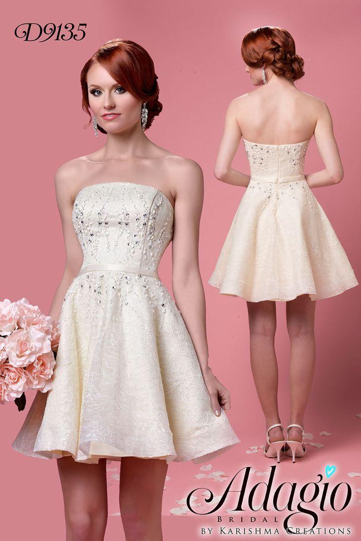 Mejores 11 imágenes de Adagio Bridal en Pinterest | Vestidos de boda ...