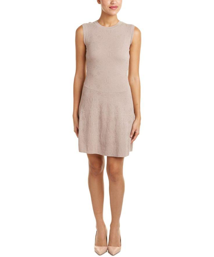 M MISSONI M MISSONI FIT-AND-FLARE DRESS'. #mmissoni #cloth #dresses