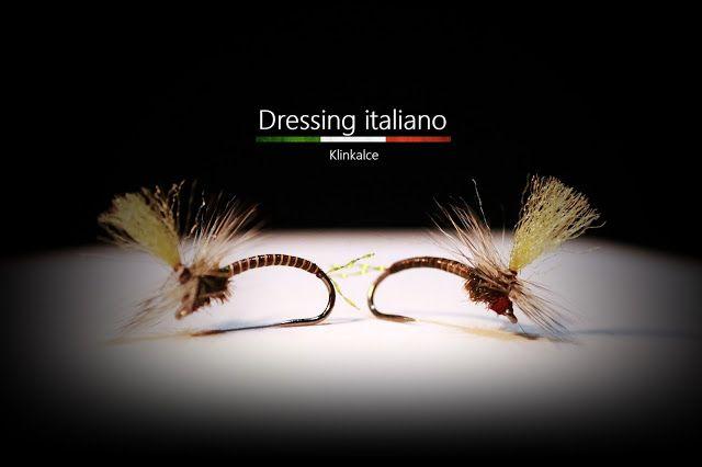 Dressing Italiano: Costruzione mosche klinkhammer: KLINKALCE by Dress...