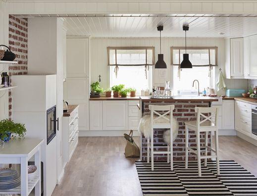 25+ best ideas about küche neue fronten on pinterest ... - Grifflose Küche Ikea