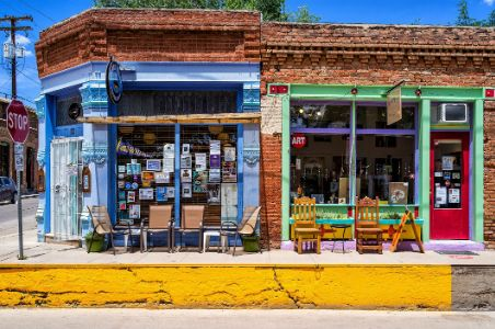 Silver City, my home town.  5 Reasons to Visit Southern New Mexico | Fodor's Travel
