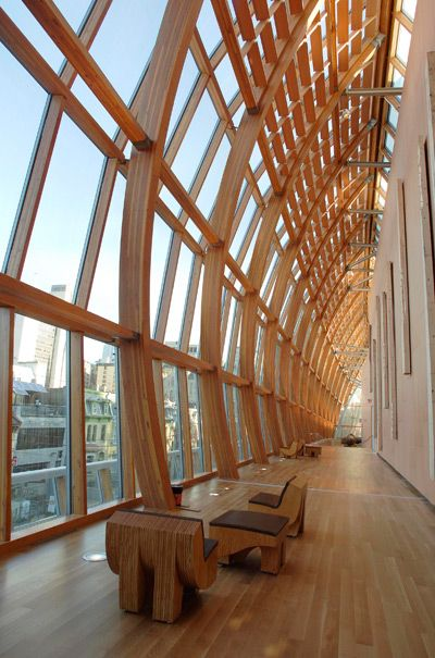 Art Gallery of Ontario by Frank Gehry. - Toronto, Canada.