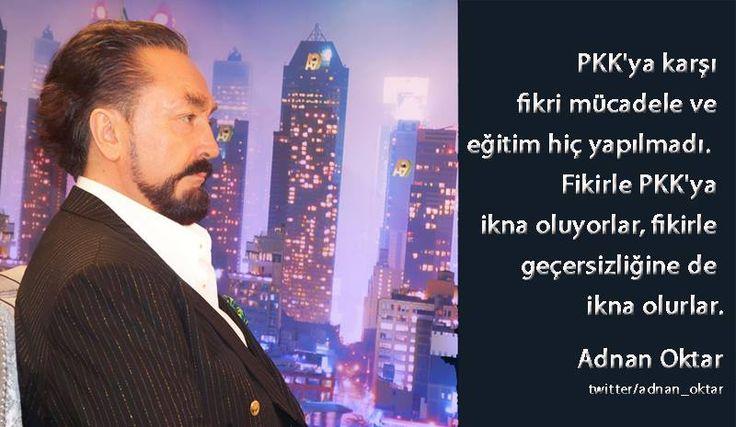 PKK'ya karşı...