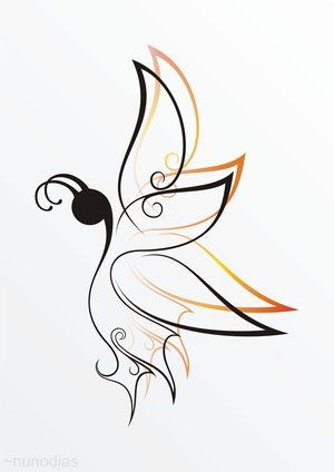 Butterfly_Tattoo_by_NunoDias: Butterflies Tattoo Outline, Tattoo Ideas, Tattoo Stencil, Google Search, 3D Butterflies Tattoo, Pretty Tattoo, Tattoo Design, Tattoo Self Harm, Butterflies Outline Tattoo