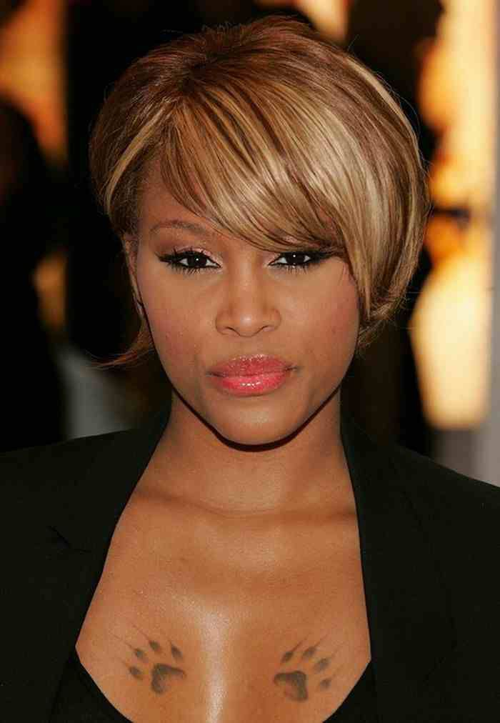 New Hairstyles For Women Best 19 Best Hairstyles Images On Pinterest  Hairstyles For Black Women