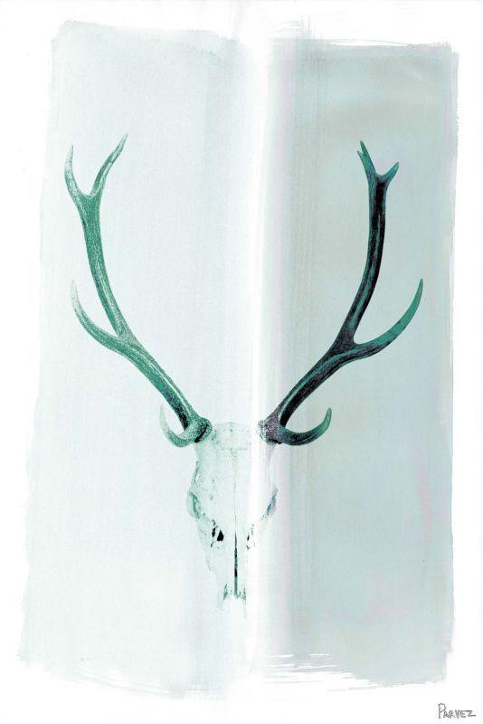Parvez Taj Head Gear Art Print on Premium Canvas 60 x 40 Home Decor Wall Decor Canvas Art