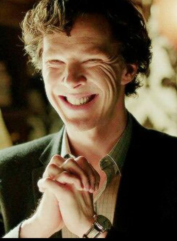 """You're a psychopath."" ""A high-functioning sociopath... and I have your number."" - Sherlock :D"