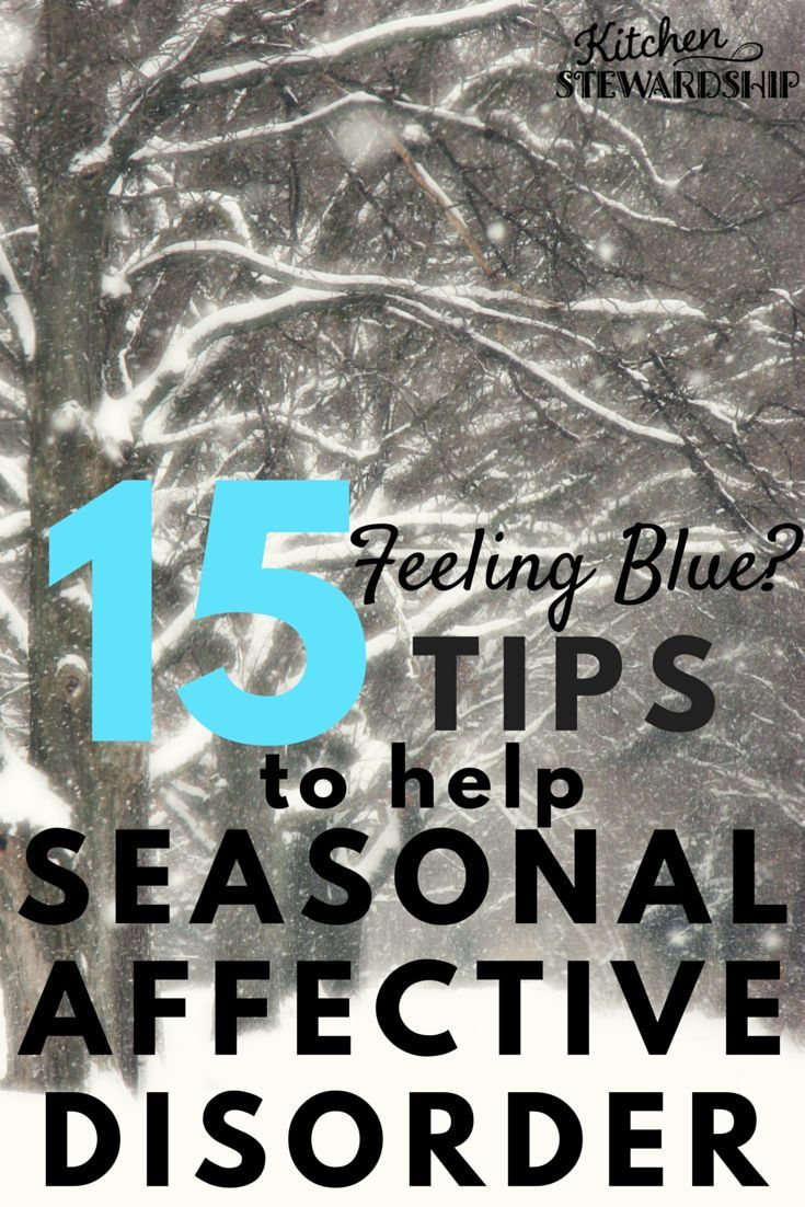 Sometimes gray winter days lead to more than just minor sadness. If you're suffering with SAD we've got 15 tips to alleviate the pain.