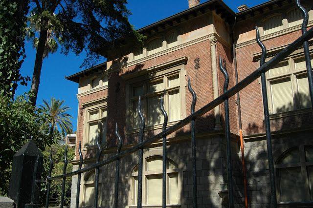 Sanremo (IM) - Villa King, già Villa Spinola (1909)