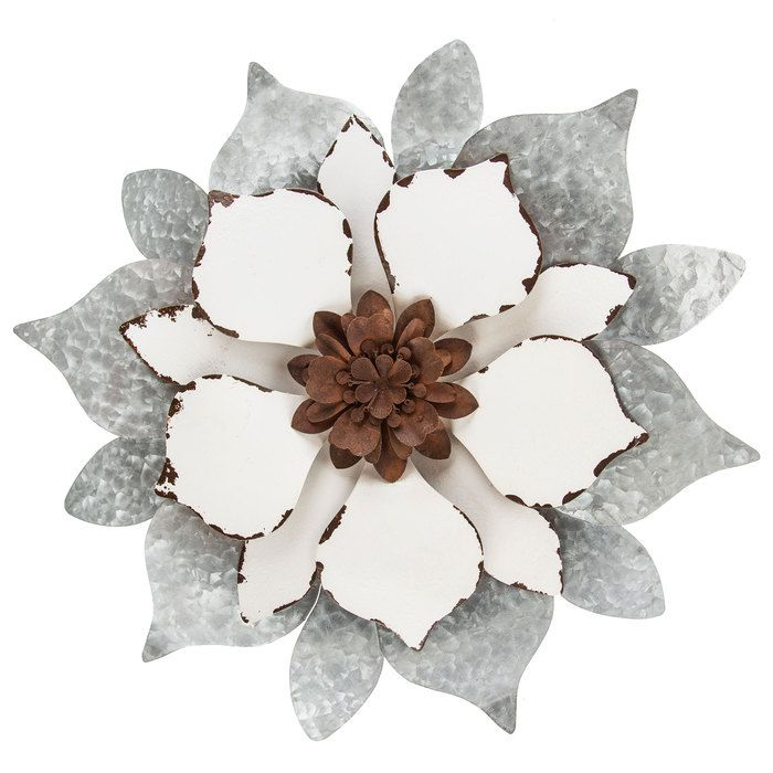best 25 metal flower wall art ideas on pinterest metal flower wall decor metal wall flowers. Black Bedroom Furniture Sets. Home Design Ideas