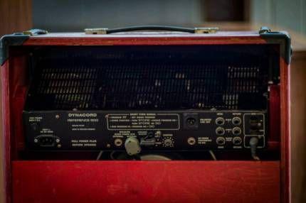 Verstärker Dynacord reference 500 Amp in Baden-Württemberg - Hornberg | Musikinstrumente und Zubehör gebraucht kaufen | eBay Kleinanzeigen