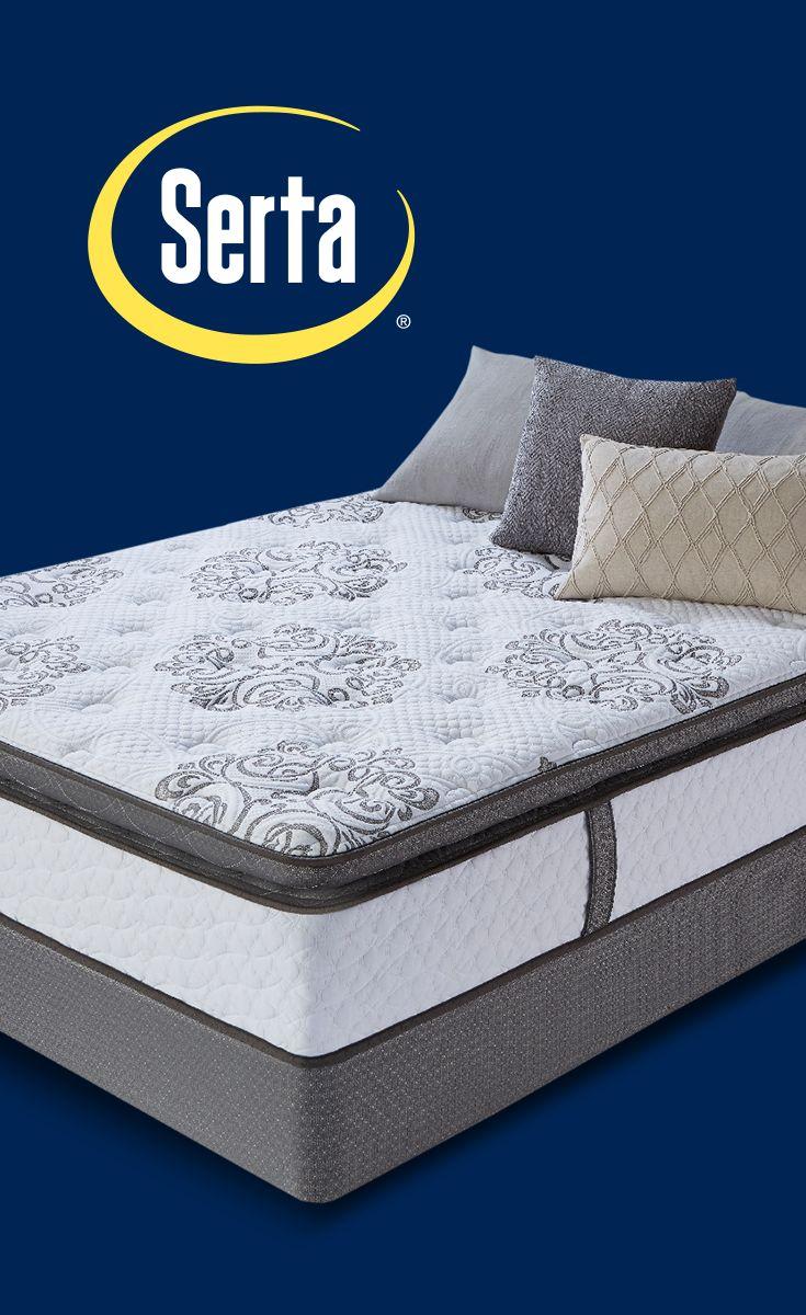 Save 500 On Top Rated Serta Hillgate Ii Cushion Firm Mattress Sets