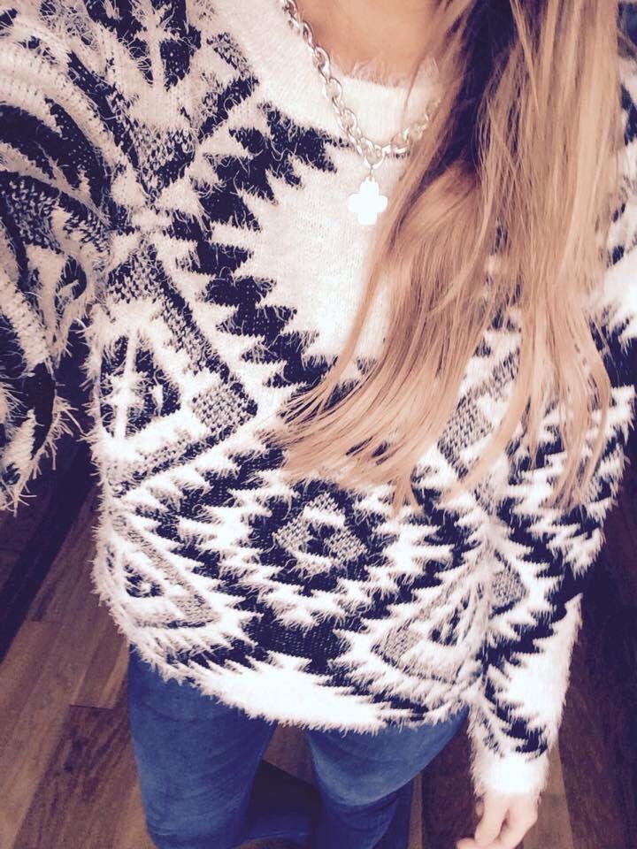 Inca Sweater