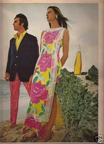 Fashion beach style